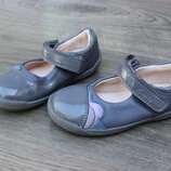 Туфли сандалии clarks натур. кожа 21 размер