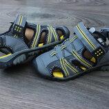 Закрытые сандалии босоножки f&f 28 размер
