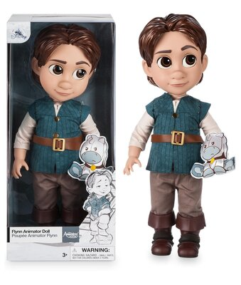 Disney Animators кукла Флинн Райдер 16 Дисней Аниматоры Flynn Doll 41 см