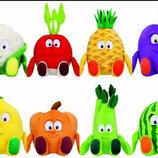 шикарные коллекционные мягкие плюшевые игрушки Goodness Gang Нидерланды оригинал