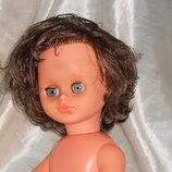 роскошная винтажная кукла немочка Sonni Sonneberg Германия оригинал номер 45 см