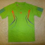 Новая оригинальная футболка Adidas р. 42-44 р.164 на13-14лет Вьетнам