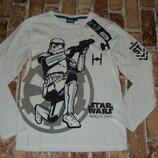 реглан котон Звездные Войны 4-5лет новый большой выбор одежды