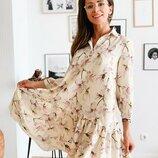 Легкое платье «С 81»