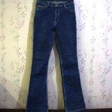 Джинсы р.38-42 Пот-35 см UNIVERSAL 30x32 стрейчевые брюки мужские женские распродажа