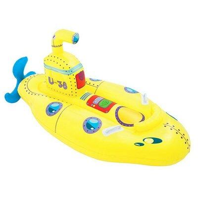 Плотик Желтая лодка 41098 BestWay