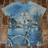 футболка 5-6лет Джорж большой выбор одежды