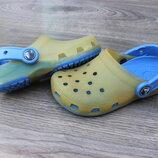Сабо босоножки crocs 27-28 размер