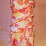 Платье Сарафан размер 16 фирмы Disorderly, б/у