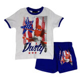 Летний костюм Disney Planes для мальчика 3,6,8 лет