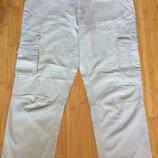 Продам мужские брюки-карго 50 размера