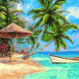Картина По Номерам. BRUSHME Пляж GX9929
