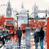 Картина По Номерам. BRUSHME Очарование Лондона GX8362