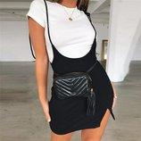 Сарафан - юбка черный