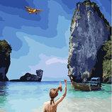 Картина По Номерам. BRUSHME Остров Пхи-Пхи GX24896