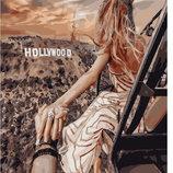Картина По Номерам. BRUSHME Следуй За Мной. Голливуд GX24921
