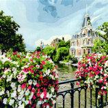 Картина По Номерам. BRUSHME Амстердам GX21698