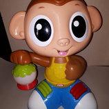 Little Tikes Развивающая игрушка Обезьянка