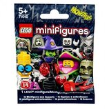Lego лего минифигурки 14 серия Монстры minifigures monsters 71010,