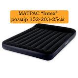 Велюр Матрас 64143 152-203-25СМ. Матрас Интекс. Матрац Інтекс.