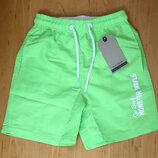 Яркие короткие шорты для мальчика