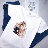 Жіночі футболки з якісним принтом | Женские футболки принт