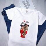 Жіночі футболки літо   Женские футболки принт