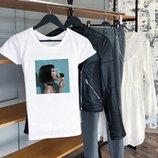 Жіночі футболки   Женские футболки лето