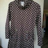 Продам в отличном состояниии трикотажное платье р. 44-46,