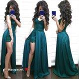 Платье комбинезон 42,44 размеры 6 расцветок