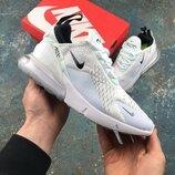 Nike Air Max 270 All White