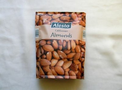Миндаль Alesto Brazil Nuts, 200г.