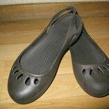 босоножки crocs, р 39