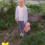 Летние штаны ,алладинки ,5-6 лет H&M