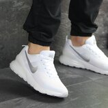 Кроссовки мужские сетка Nike white