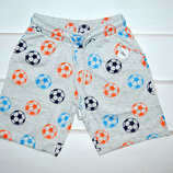 Шорты для мальчика Футболист.hees Турция 4-7 лет