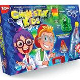 Набор для проведения опытов CHEMISTRY KIDS большой