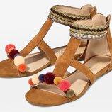 Шикарные сандали, коллекция Heidi Klum