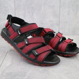 Мужские сандали Nike red