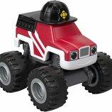 Fisher-Price Вспыш и чудо-машинки пожарный GFD97 Fire Rescue Firefighter Blaze The Monster Machines