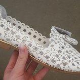 Versace прованс Стильные женские белые летние кожаные балетки туфли в стиле версаче кожа