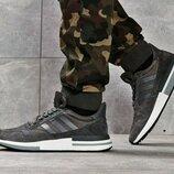 Кроссовки мужские Adidas, темно-серые