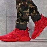 Кроссовки мужские Adidas Bounce, красные