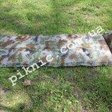 Коврик самонадувной с подушкой Камуфляжный. 180х60 см