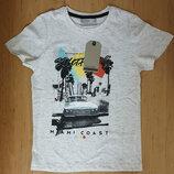 Трикотажная футболка для мальчика