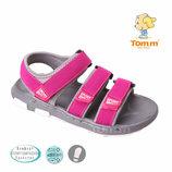 Низкая цена- супер качество Стильные босоножки для девочки Том.м