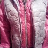 18 Красивая деми курточка,р 38 Новая