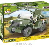 Конструктор Cobi Сау 37 mm GMC M6 Fargo, 2387