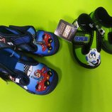 Текстильная обувь для мальчика 3f