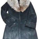 Дубленка верхняя одежда шуба куртка Erducci Pelle